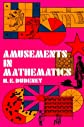 Amusements in Mathematics
