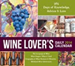 Wine Lover's Daily Calendar 2014: 365...
