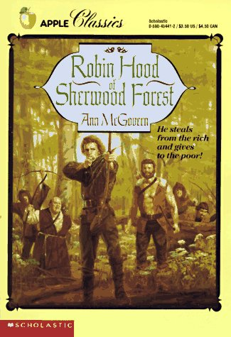 Image for Robin Hood of Sherwood Forest