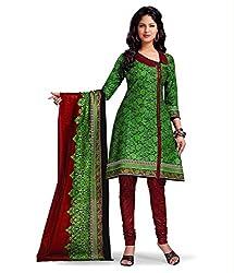Kesar Sarees Womens Cotton Dress Material (Kessa1013 _Multi-Coloured _Free Size)