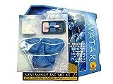 Avatar Navi Makeup And Nose Kit, Blue, One Size [並行輸入品]