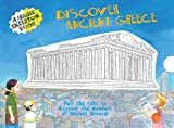 img - for A Magic Skeleton Book: Discover Ancient Greece (Magic Color Books) book / textbook / text book