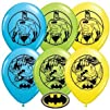 "Batman Latex 12"" Balloons – Package o…"