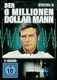 Der 6 Millionen Dollar Mann - Staffel 2 [5 DVDs]
