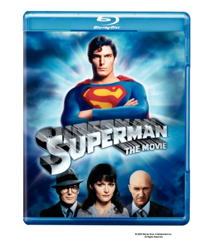 Superman - The Movie [Blu-ray]
