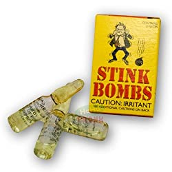 [Best price] Grown-Up Toys - 'Stink Bombs' - Practical Joke by Loftus International - toys-games
