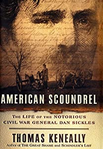 "Cover of ""American Scoundrel: The Life of..."