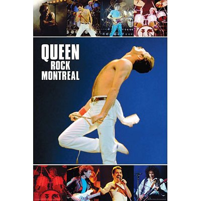 Queen Rock Band 24X36 Poster Montreal Canada 24745 Poster Print, 24x36