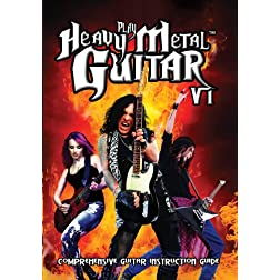 Play Heavy Metal Guitar 1