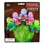 Finger Zombie Puppet Set
