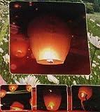 30 x Eco Friendly Night Sky Lanterns Chinese Lanterns by Payless Trading®