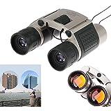 Intsun® Mini Jumelles de Poche Binoculaire Vision nocturne 60*35 Zoom Extérieure Idéal pour Golf, Camping, Voyage, Hunting, Randonnée, Pêche, Observation des oiseaux, Concerts, etc