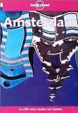 echange, troc Guide Lonely Planet - Amsterdam 2000