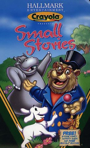 Small Stories 1/Wactivity Book/Crayon [VHS] - 1