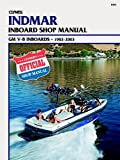 Indmar Inboard Shop Manual: GM V-8 Engines, 1983-2003