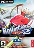 Rollercoaster Tycoon 2 Deluxe Edition (PC CD)