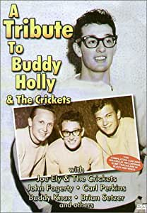 amazoncom a tribute to buddy holly amp dvdaudio movies