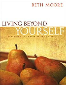 "Cover of ""Living Beyond Yourself: Explori..."
