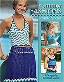 Summer Fashions In Thread Crochet  (Leisure Arts #4383)
