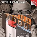 Amberville Hörbuch von Tim Davys Gesprochen von: Oliver Rohrbeck