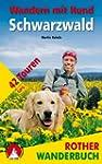 Wandern mit Hund Schwarzwald: 42 Tour...