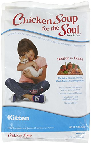 Chicken Soup For The Soul Kitten Dry Food
