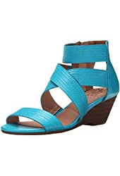 Miz Mooz Women's Dayna Wedge Sandal