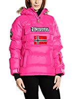 Geographical Norway Abrigo Bolide (Rosa)