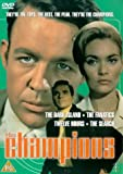 The Champions: Episodes 11-14 [DVD] [1968]