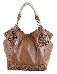 Scarleton Laser Cut Handbag H108004 -…