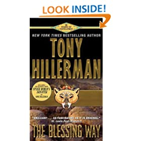 The Blessing Way (Navajo Mysteries Book 1)