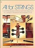 All for Strings: Comprehensive String Method Viola Book 1