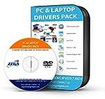 HP Hewlett Packard Drivers Disc for W...