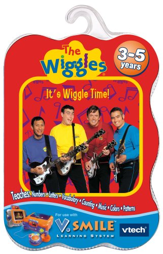 The Wiggles V.Smile Smartridge front-1071287