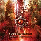 SOUL SACRIFICE ORIGINAL SOUNDTRACK(+BOOKLET)