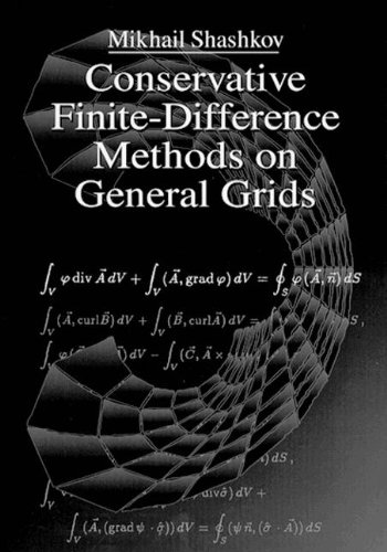 Conservative Finite-Difference Methods On General Grids (Symbolic & Numeric Computation)