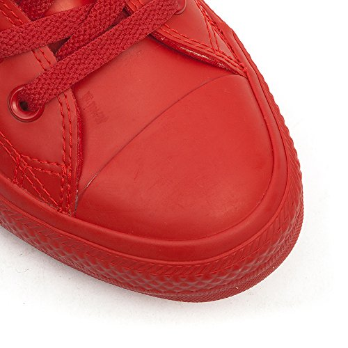 Converse Unisex Chuck Taylor All Star Hi Red Basketball Shoe 9 Men US / 11 Women US