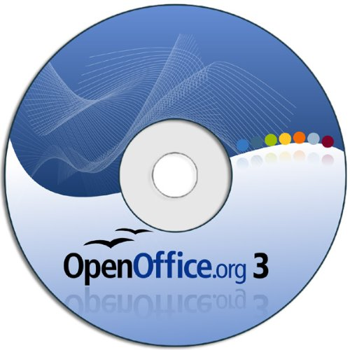 OpenOffice.org 3.x Open Office Suite Software