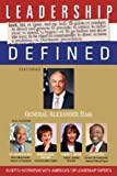 img - for Leadership Defined book / textbook / text book
