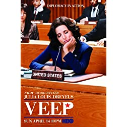 Veep: The Complete Second Season (Blu-ray)