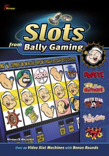 Slots from Bally Gaming - PC MacB00006HCHF