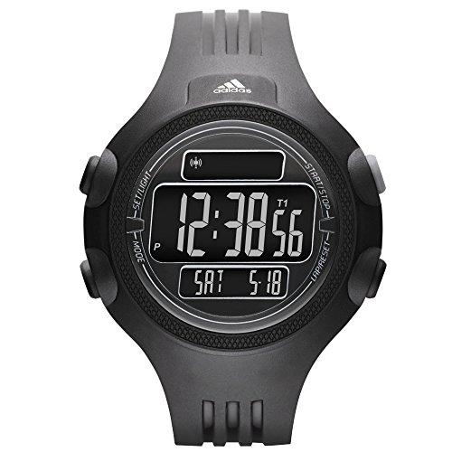 adidas Performance Questra XL Unisex Digital LCD Sports Watch Black