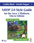 MIDP 2.0 Style Guide (Java (Addison-W...