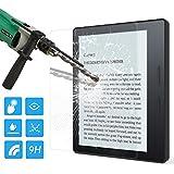 ATiC Amazon Kindle Oasis 専用強化ガラス液晶保護フィルム 表面硬度9H/2.5Dラワンド処理/耐衝撃/高透明度/指紋防止/気泡ゼロ 透明 (一枚) ランキングお取り寄せ