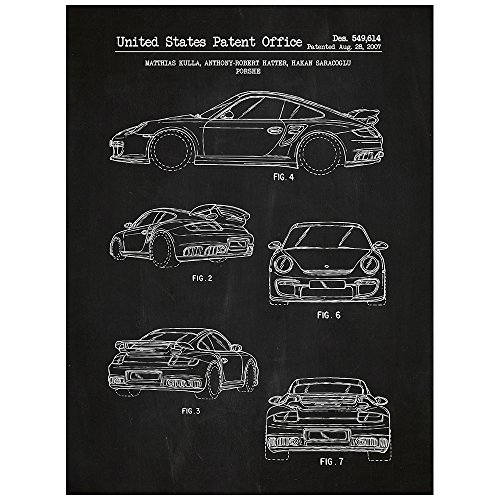inked-and-screened-automobiles-et-al-porsche-911-turbo-matthias-kulla-print-chalkboard-white-ink