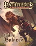 img - for Pathfinder Companion: Faiths of Balance (Pathfinder Player Companion) book / textbook / text book