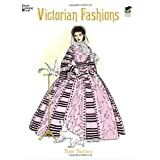 Victorian Fashions Coloring Book (History of Fashion)by Tom Tierney