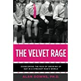 The Velvet Rage: Overcoming the Pain of Growing Up Gay in a Straight Man's Worldby Alan Down