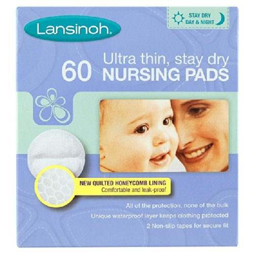 Tapis Lansinoh Disposable Nursing 60 par paquet