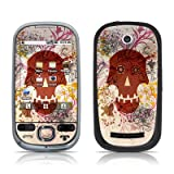 Sweet Calavera Design Protective Skin Decal Sticker for Samsung Galaxy 5 / Galaxy i5500 Cell Phone